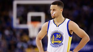 Chew on this: Curry mouthguard sells for $3K