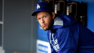 Clayton Kershaw throwing sessions increase in frequency, intensity