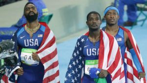 Report: USA 4×100-meter relay team loses appeal after disqualification