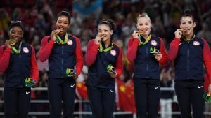 Final Rio medal count: USA nearly doubles total of closest country