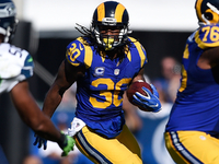Todd Gurley sees '12 people on the field' on runs