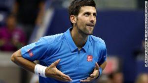 Novak Djokovic: Lucky AND good?