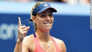 Kerber, Monfils cruise to US Open semifinals
