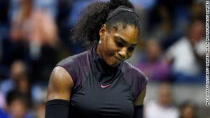 Serena upset by Pliskova, will lose No. 1 ranking