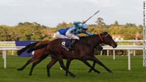 The Curragh: Almanzor upsets field at Leopardstown