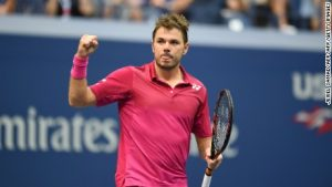 Wawrinka upsets Djokovic for US Open title