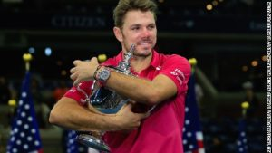 'Normal guy' Wawrinka plans to be No. 1