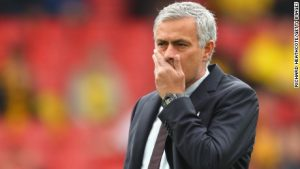 Mourinho's Manchester United humbled at Watford