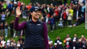 'Dumbo' flying high after record-breaking Evian win