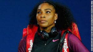 Serena's coach sets her huge slam target