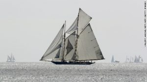 Classic yachts make waves in Cannes