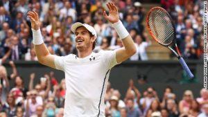 Andy Murray's golden summer
