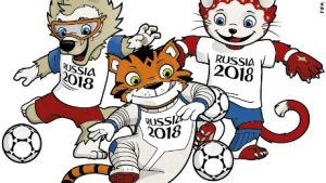 A wolf, a cat or a tiger? Russians vote on World Cup mascot