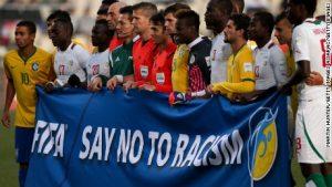 FIFA scores anti-racism own goal