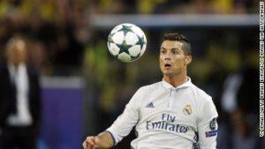 Real and Ronaldo denied by Dortmund