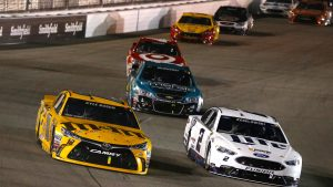 Who made it into the NASCAR Chase for the Sprint Cup?