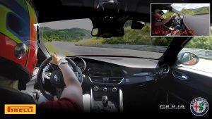 Alfa Romeo Giulia Quadrifoglio takes back the Nurburgring record