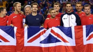 Davis Cup: Great Britain v Argentina semi-final on BBC TV and radio