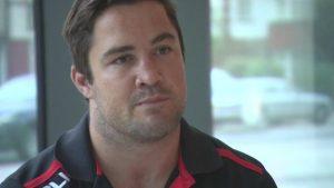 Brad Barritt: Saracens captain looks ahead to new chapter