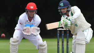 ICC Intercontinental Cup: Ireland stay on top in rain-hit Belfast