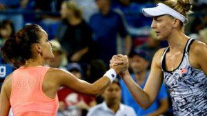 US Open 2016: Agnieszka Radwanska battles past Naomi Broady