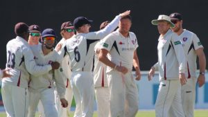 County Championship: Kent boost promotion chances with victory over Sussex