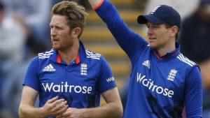 England v Pakistan: No regrets over Liam Dawson – Eoin Morgan