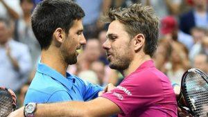 Stan Wawrinka deserves to be in 'big five' – Novak Djokovic