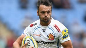 Phil Dollman: Exeter Chiefs full-back ruled out with broken hand