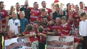 Leigh Centurions: Journey from despair to Super League delight