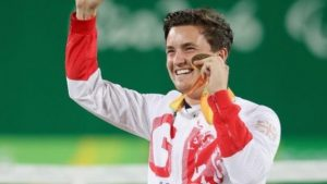 Paralympics 2016: Gordon Reid says Andy Murray inspired him to win in Rio