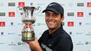 Molinari pips Willett to Italian Open title