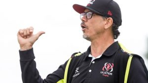 Ulster director of rugby Kiss proud of team after Glasgow win