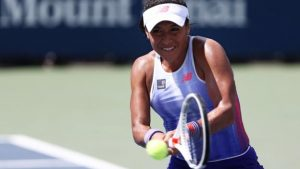 Heather Watson proves fitness with back-to-back Wuhan Open victories