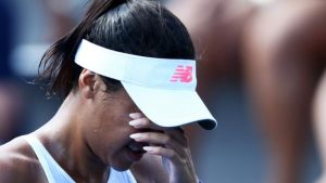 Heather Watson: British number two out of Wuhan Open with illness
