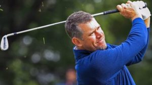 Ryder Cup 2016: Lee Westwood ready to fight for captain Darren Clarke