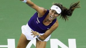 Johanna Konta out of Wuhan Open after quarter-final loss to Petra Kvitova