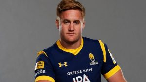 GJ Van Velze: Worcester skipper given extra recovery time after concussion injuries