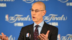 NBA, NBPA discussing how to handle player anthem protests