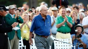 Golfers around the world react to death of Arnold Palmer at age 87
