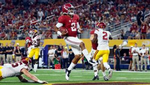 In destroying USC, Alabama crushes the rest of college football's hopes, too