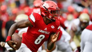 No. 10 Louisville routs No. 2 Florida State with 63-20 score in epic beatdown