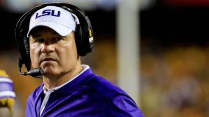 What we learned in Week 4: Les Miles' time at LSU has run out after latest gaffe