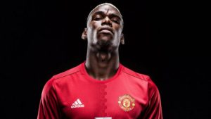 WATCH: World's most expensive signing Paul Pogba scores first Manchester United goal