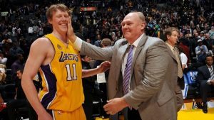 Coby Karl will coach Lakers' D-League team