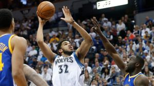 Fantasy rankings: Towns jumps past Curry into top three