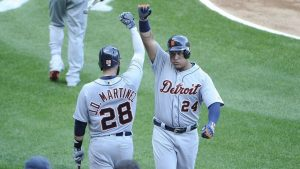 Miguel Cabrera back in the swing of things