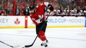 Canada's Seguin out of World Cup due to injury