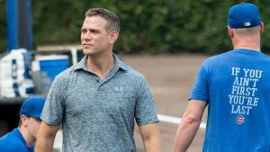 Cubs exec Epstein agrees to 5-year extension