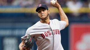 Red Sox say Rodriguez OK after knee 'tweak'